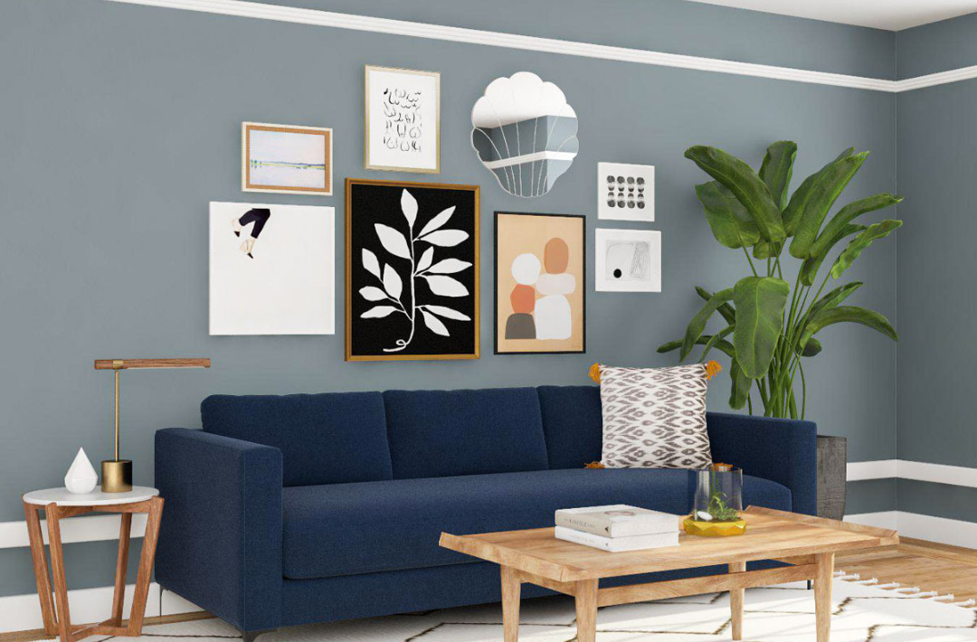 living-room-wall-gallery
