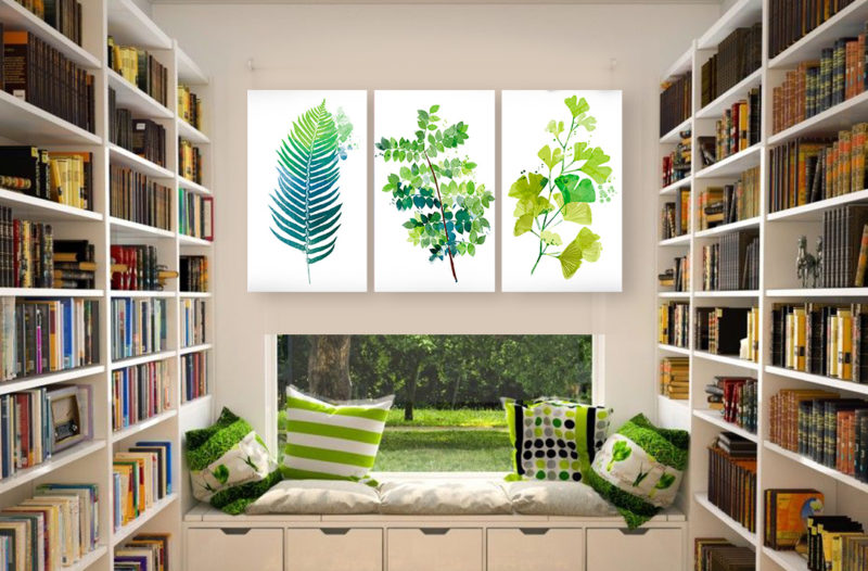 reading-nook-canvas-art
